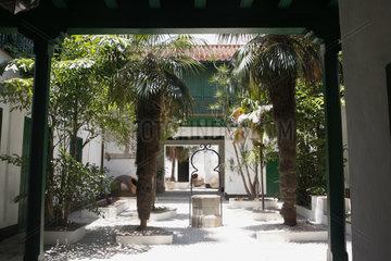 Innenhof im Havanna Vieja