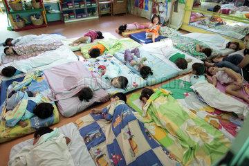 Kindergarten in Santiago