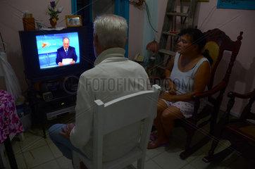 CUBA-HAVANA-US-POLITICS-EVENT