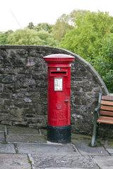 Englischer Postkasten