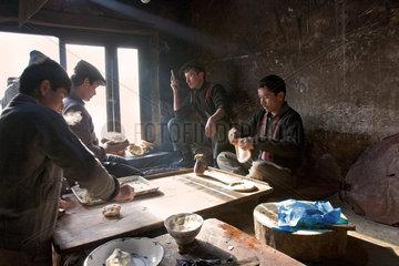 Kashgar  Baecker | Kashgar  baker