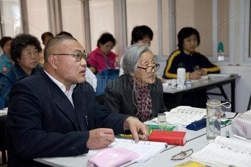 Englischkurs in Peking/China