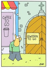 Gewissen to go