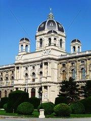Das Naturhistorische Museum in Wien kurz NHMW