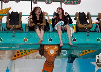 Sanya  amusement park  funfair ride