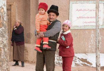 Kashgar  Familie | Kashgar  family
