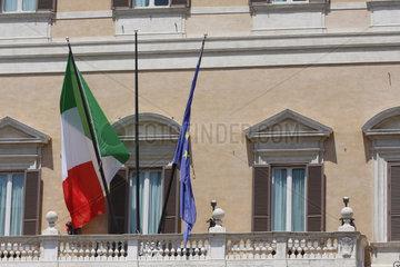 Palazzo Montecitorio in Rom