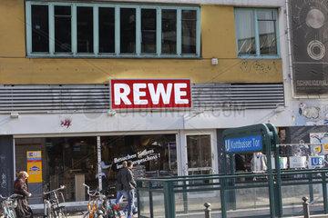Rewe Filiale in Berlin