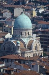 Italy  Tuscany  Florence Synagogue