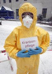 Dekontaminationstraining