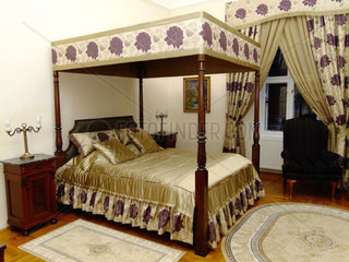 Hochzeits Suite im Schloss Hotel Pronay Ungarn