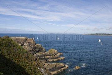 France  Bretagne  Camaret sur Mer  fortress