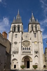 France  Loire valley  Blois  Cathedral