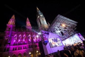 Eroeffnung Wiener Festwochen 2012-Eurovision Young Musicians 2012