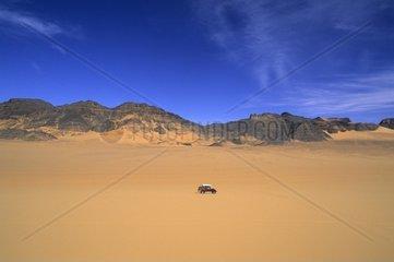 Libya  Sahara desert  Akakus