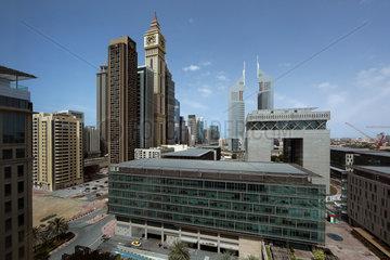 Dubai  Vereinigte Arabische Emirate  Dubai International Financial Centre