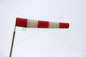 Warnemuende  Windsack