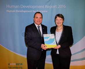 SWEDEN-STOCKHOLM-THE HUMAN DEVELOPMENT REPORT 2016-RELEASE