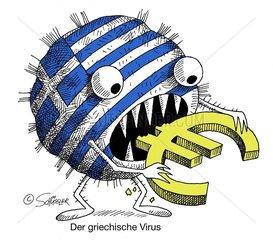 Der griechische Virus