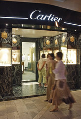 Cartier Filiale in Palma de Mallorca
