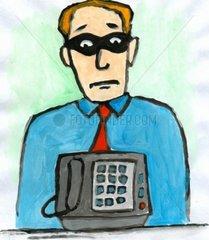 Telefonabhoerer