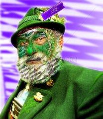 Bazi Bayer Digital Chips Patriot Mann Tracht