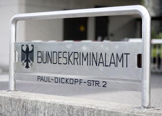 Bundeskriminalamt Meckenheim