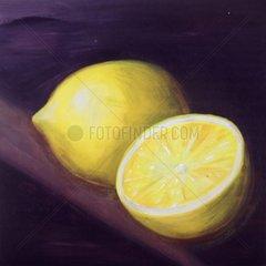 Zwei Zitronen Susanne Liebert