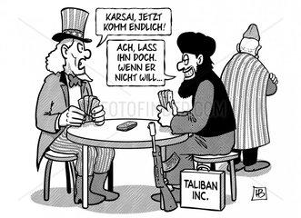 Afghanistan-Verhandlungen
