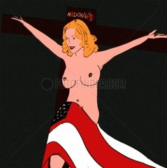 Madonna made in USA
