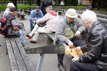 Senioren in Riga