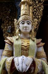 Buddha in Rangun