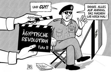 Revolutions-Regie