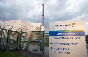 Kernkraftwerk in Kruemmel