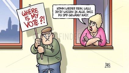 SPD-Waehler