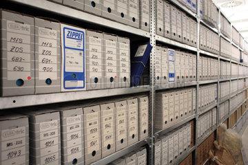 Stasi-Archiv