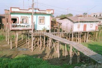 Babahoyo in Ecuador