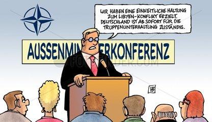 Nato-Au?enminister