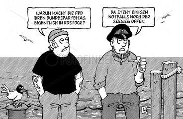 FDP in Rostock