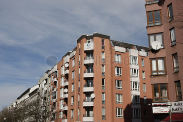 Berlin Degewo Miethaus