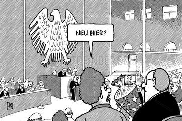 Bundestagsneuling