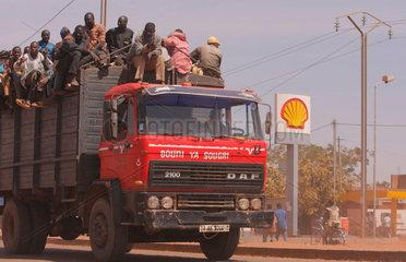 Energieverbrauch in Afrika