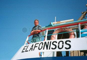 Faehre ELAFONISSOS