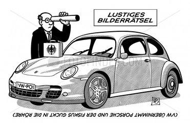 Porsche-Uebernahme