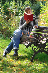 Lesende