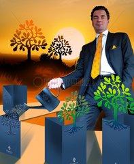 Basler Buch: Eric Sarasin  Bank Sarasin