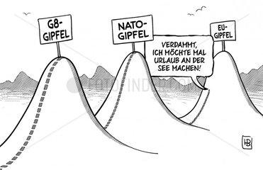 Gipfel-Marsch