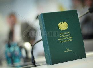 Handbuch Bundestag