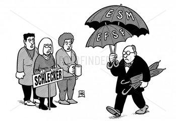 Schlecker-Insolvenz