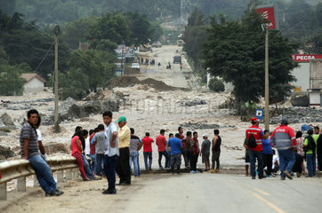 PERU-LIMA-ENVIRONMENT-WEATHER